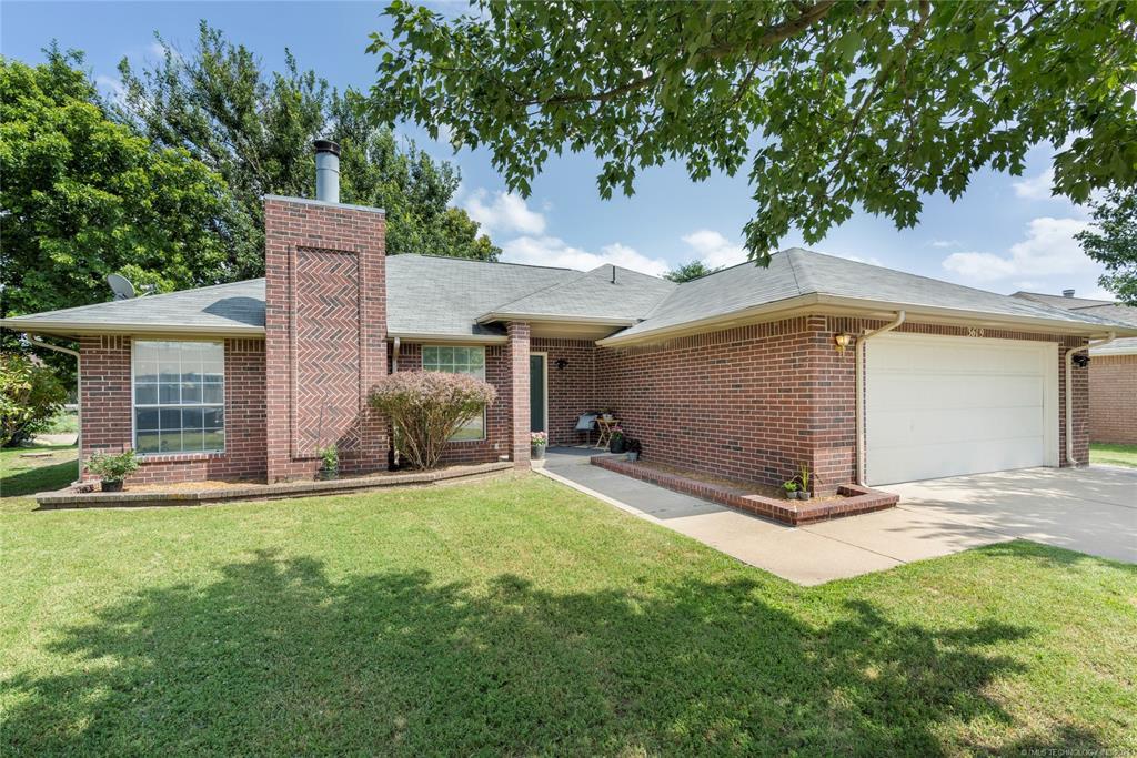 Off Market   3619 S 134th East Avenue Tulsa, Oklahoma 74134 1