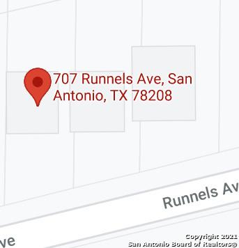 Pending | 707 RUNNELS AVE San Antonio, TX 78208 0