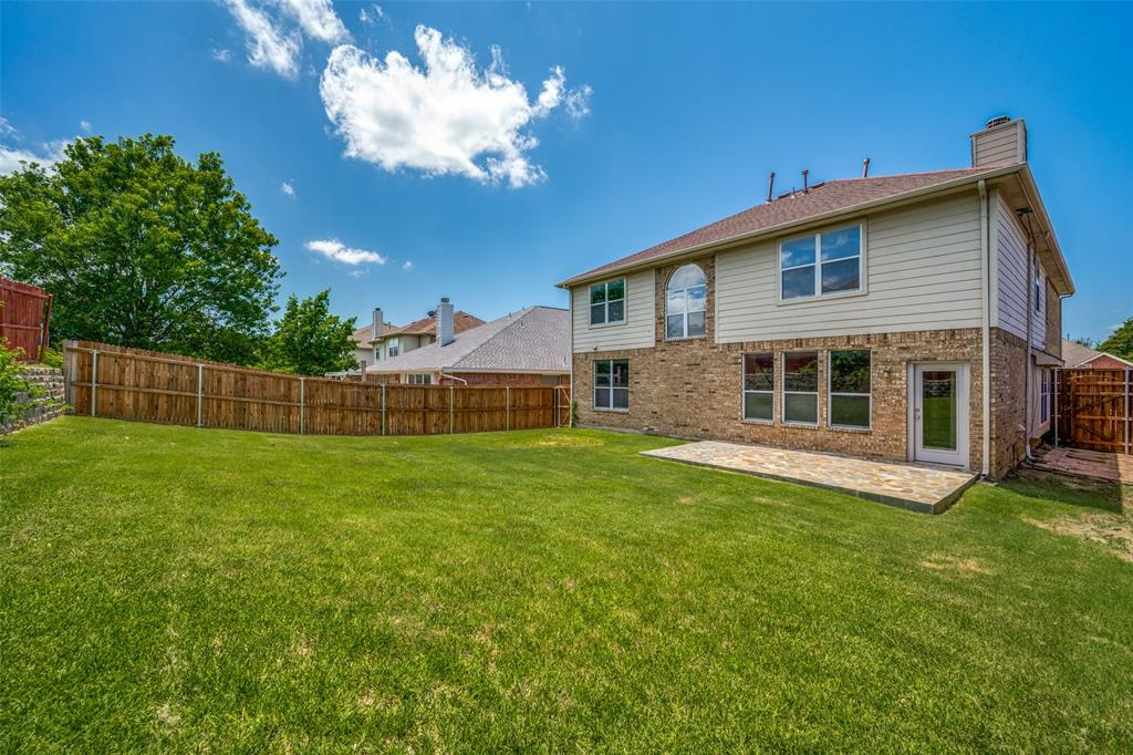 Sold Property   6576 Clydesdale Court Frisco, Texas 75034 25