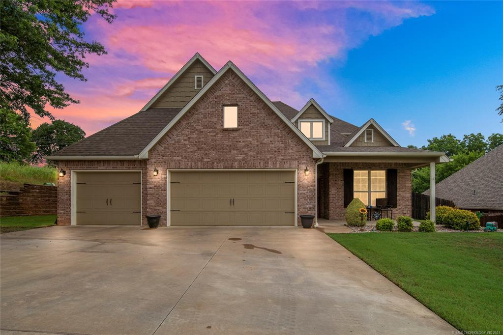 Active | 1706 Forest Hill Drive Claremore, Oklahoma 74017 0