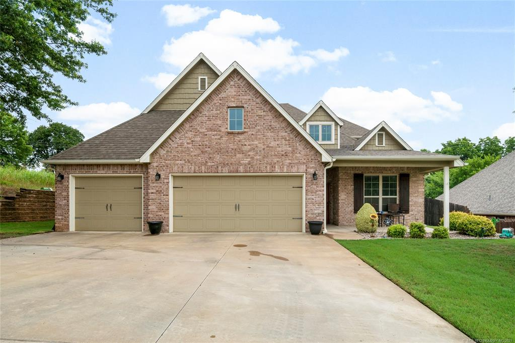 Active | 1706 Forest Hill Drive Claremore, Oklahoma 74017 1