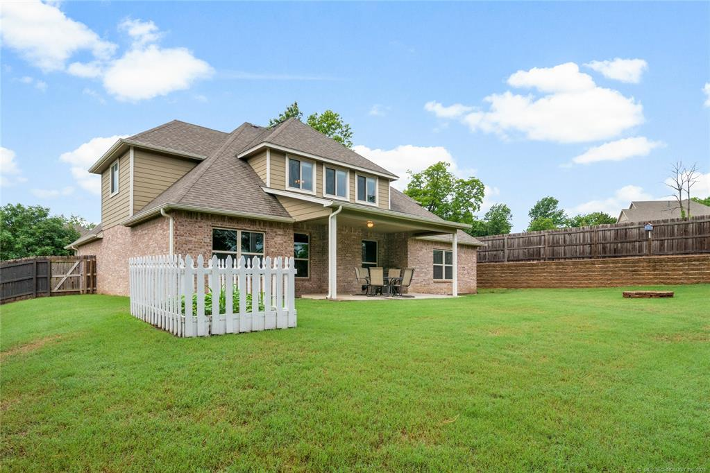 Active | 1706 Forest Hill Drive Claremore, Oklahoma 74017 47