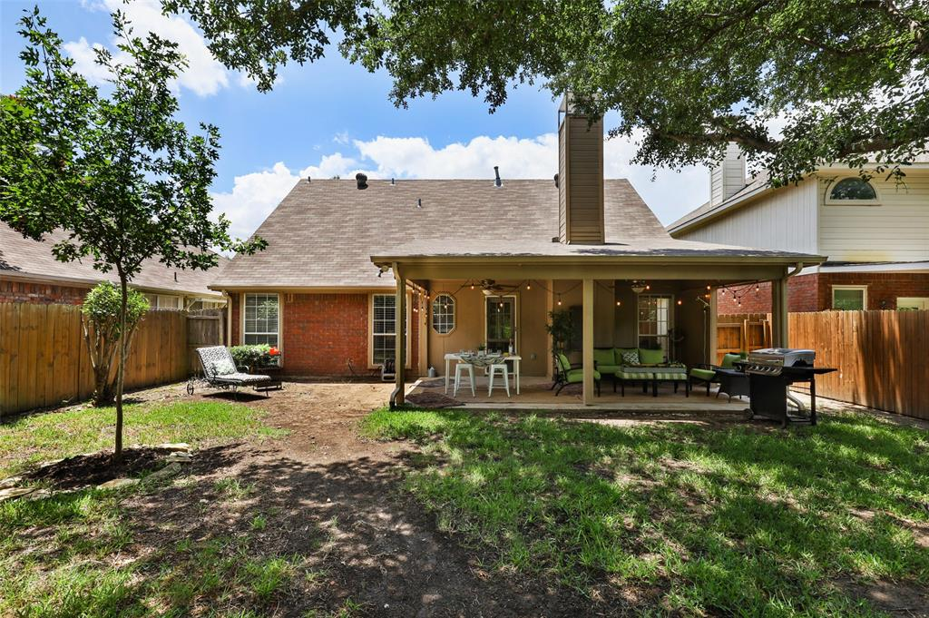 Sold Property | 1406 Pawnee Trail Carrollton, Texas 75007 32
