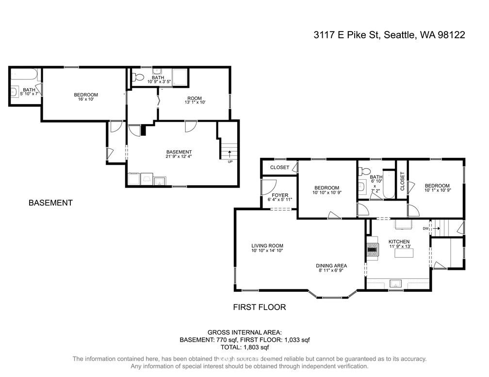 Sold Property | 3117 E Pike Street Seattle, WA 98122 30