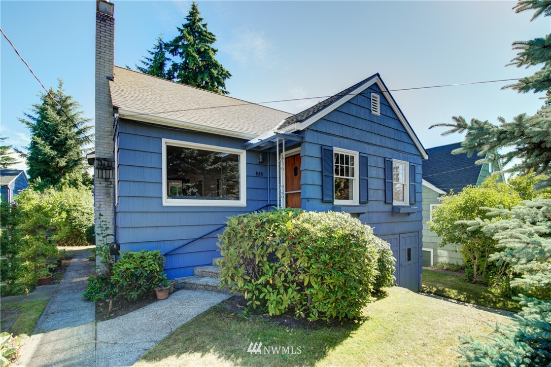 Sold Property | 825 NE 92nd Street Seattle, WA 98115 0