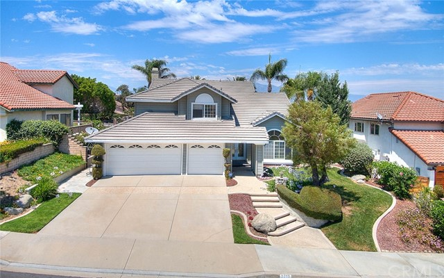 Closed | 2372 Olympic View Drive Chino Hills, CA 91709 2