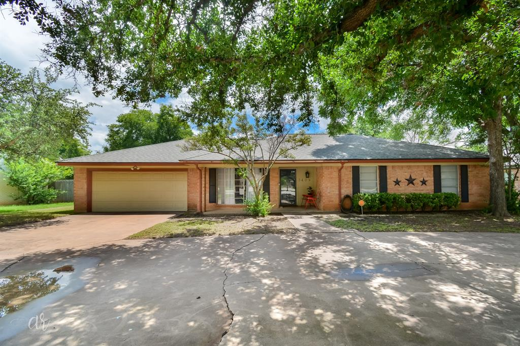 Sold Property | 3409 S Willis Street Abilene, Texas 79605 0