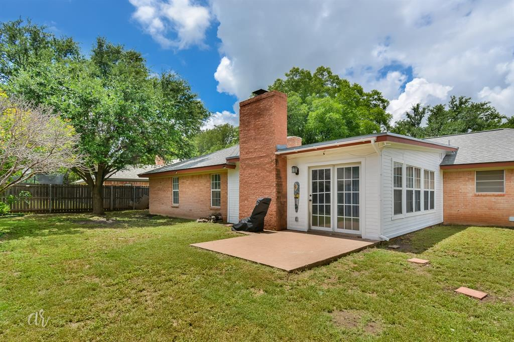 Sold Property | 3409 S Willis Street Abilene, Texas 79605 36