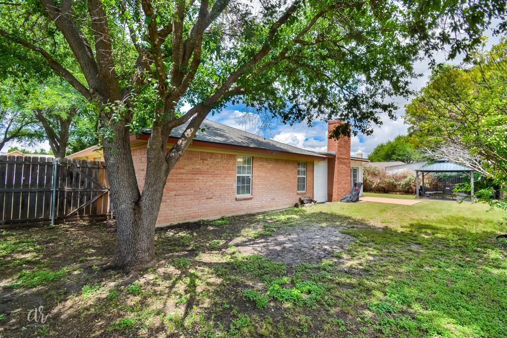 Sold Property | 3409 S Willis Street Abilene, Texas 79605 37