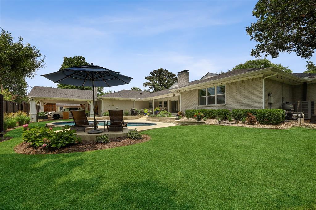 Sold Property   7630 Oakbluff Drive Dallas, Texas 75254 33