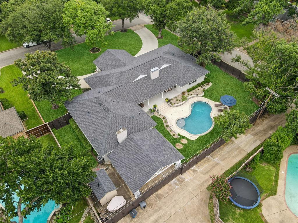 Sold Property   7630 Oakbluff Drive Dallas, Texas 75254 36