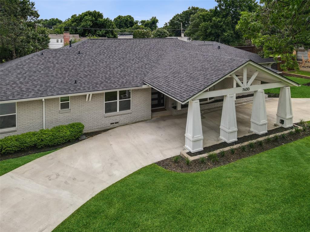 Sold Property   7630 Oakbluff Drive Dallas, Texas 75254 37