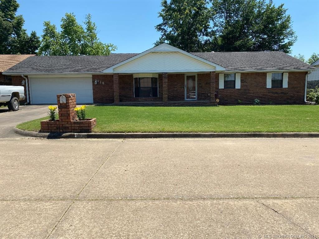 Active   116 Saunier Way McAlester, Oklahoma 74501 0