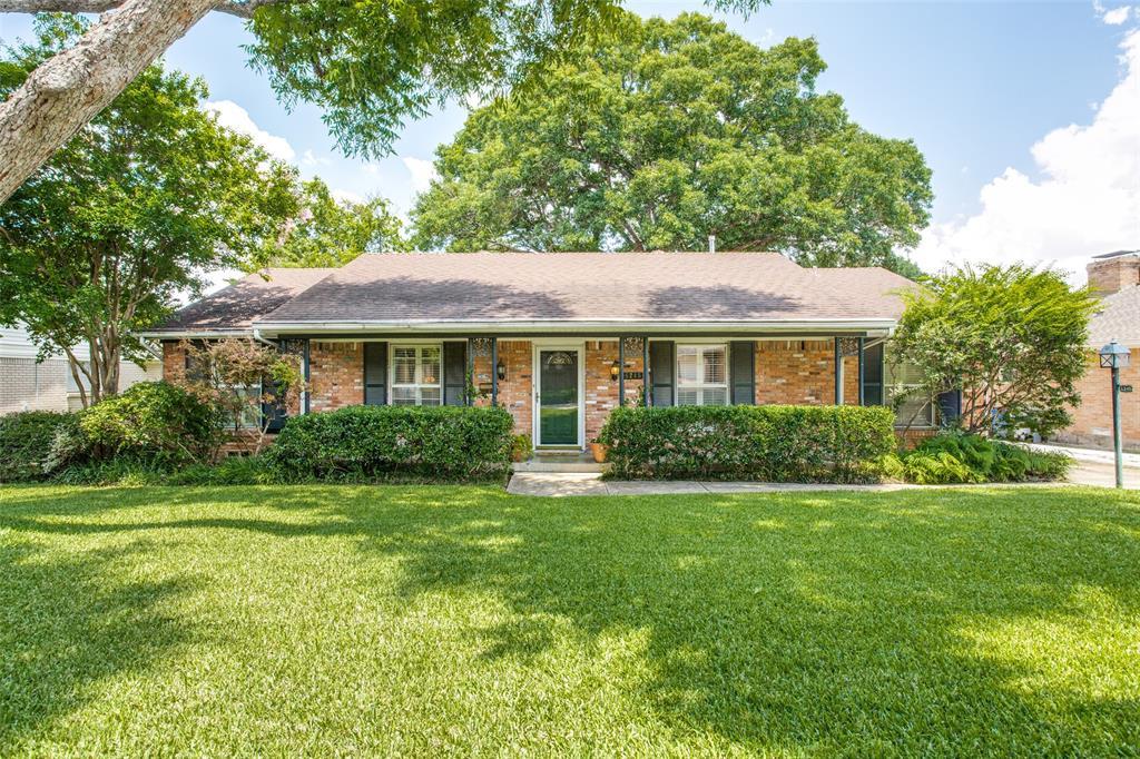 Sold Property   6245 Woodcrest Lane Dallas, Texas 75214 1