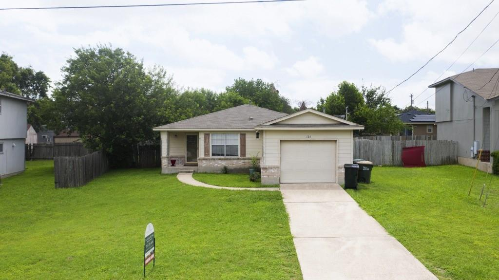 Closed | 124 James Lin Circle Kyle, TX 78640 1
