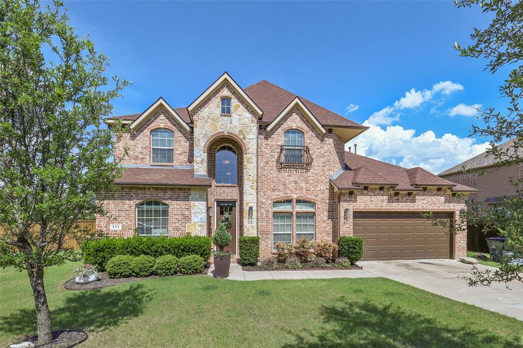 Sold Property   111 Chalkstone Drive Prosper, Texas 75078 2