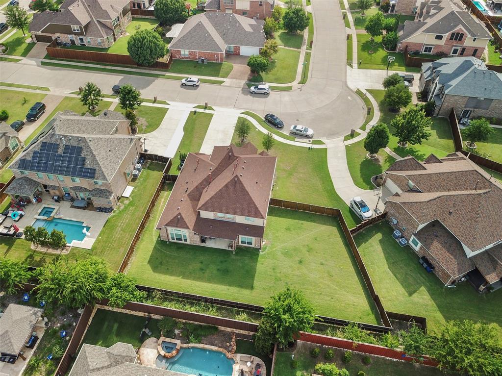 Sold Property   111 Chalkstone Drive Prosper, Texas 75078 38