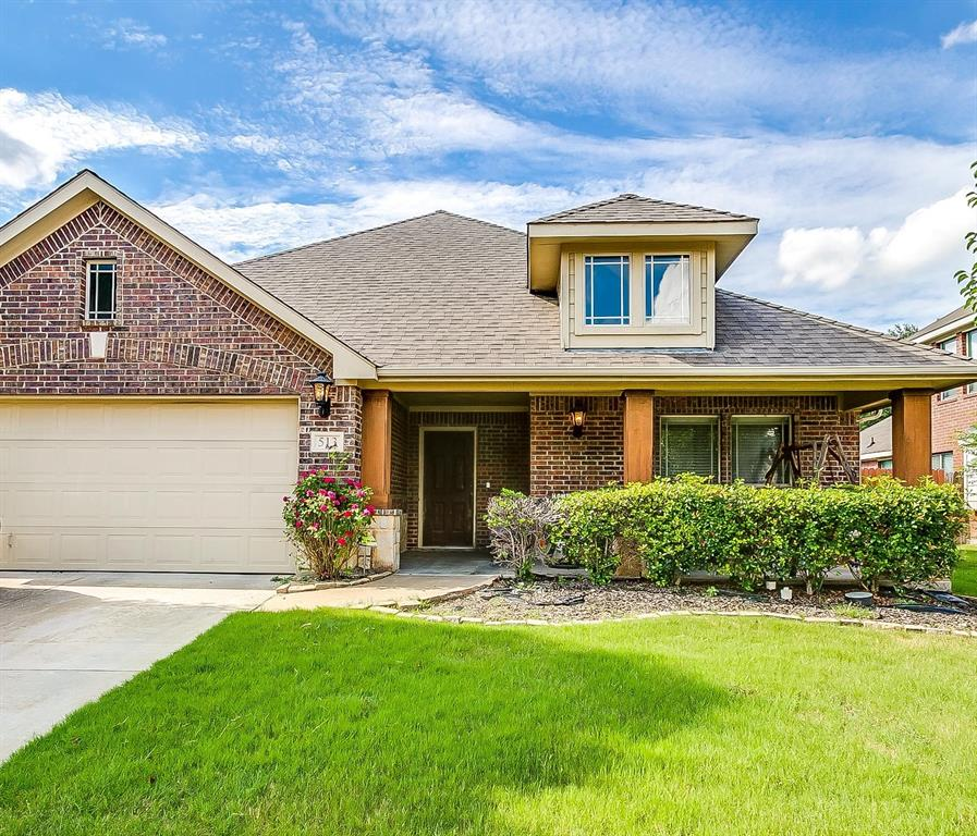 Active Option Contract | 513 Kerry Street Crowley, Texas 76036 0