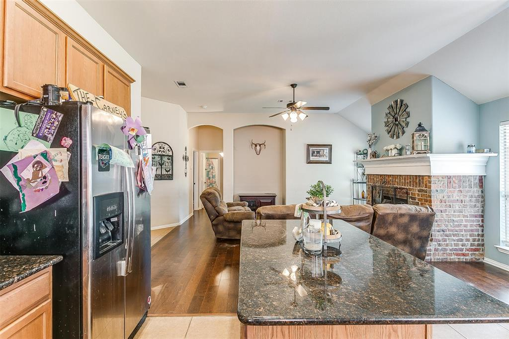 Active Option Contract | 513 Kerry Street Crowley, Texas 76036 14