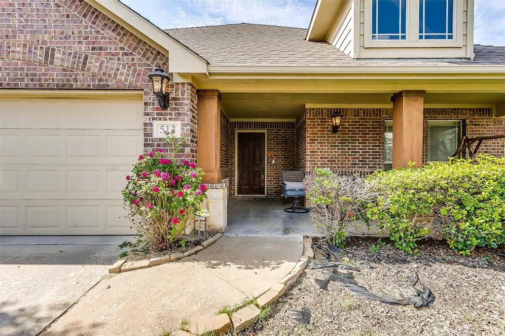 Active Option Contract | 513 Kerry Street Crowley, Texas 76036 2