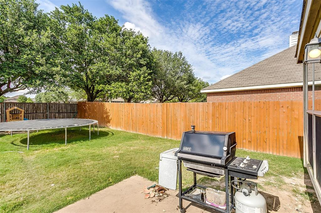 Active Option Contract | 513 Kerry Street Crowley, Texas 76036 36