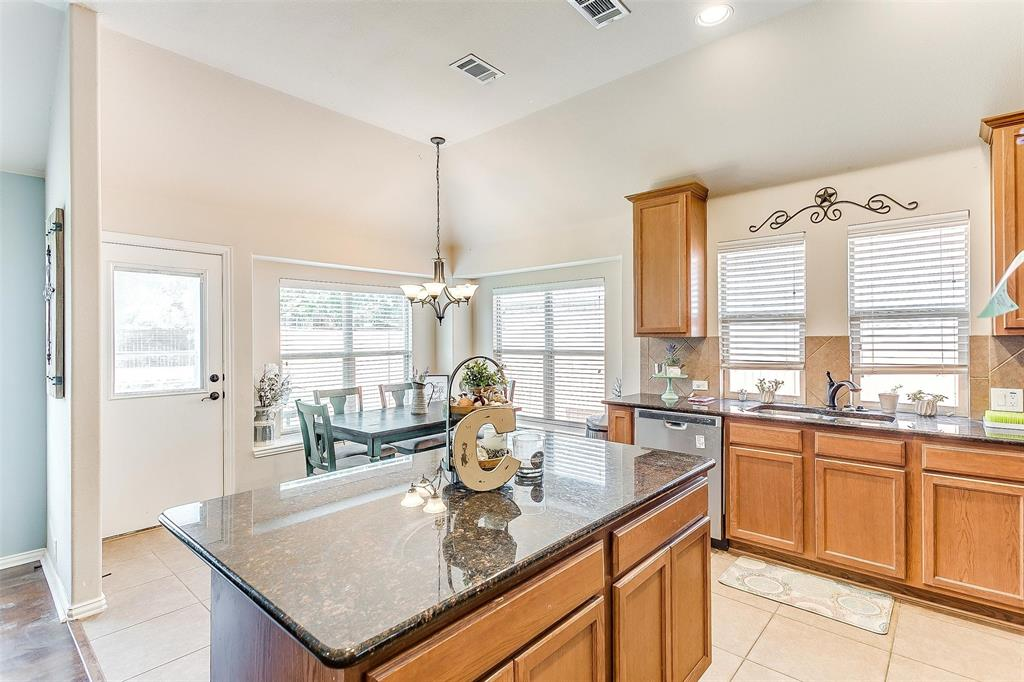Active Option Contract | 513 Kerry Street Crowley, Texas 76036 9
