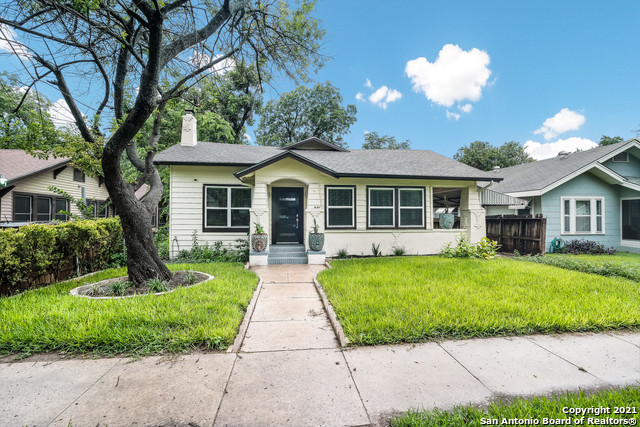 Back on Market | 931 W GRAMERCY PL San Antonio, TX 78201 0