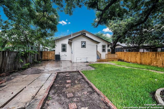 Back on Market | 931 W GRAMERCY PL San Antonio, TX 78201 17