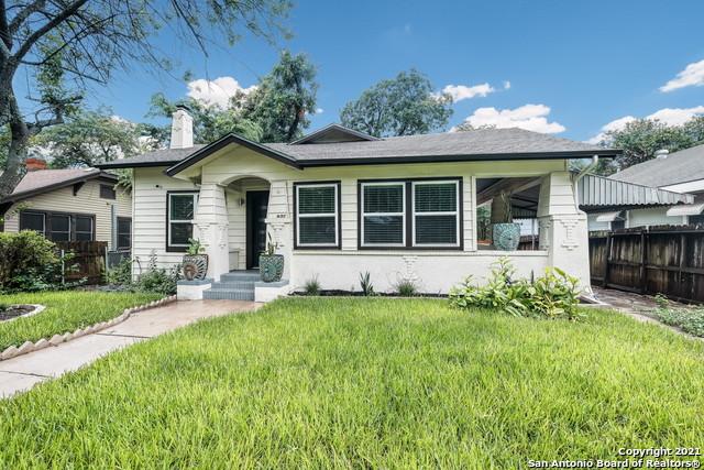 Back on Market | 931 W GRAMERCY PL San Antonio, TX 78201 3