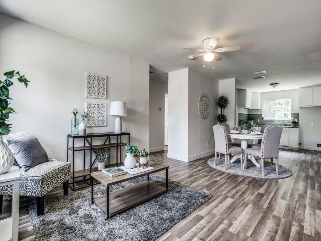 Active Option Contract | 3820 Castle Hills Drive Dallas, Texas 75241 3