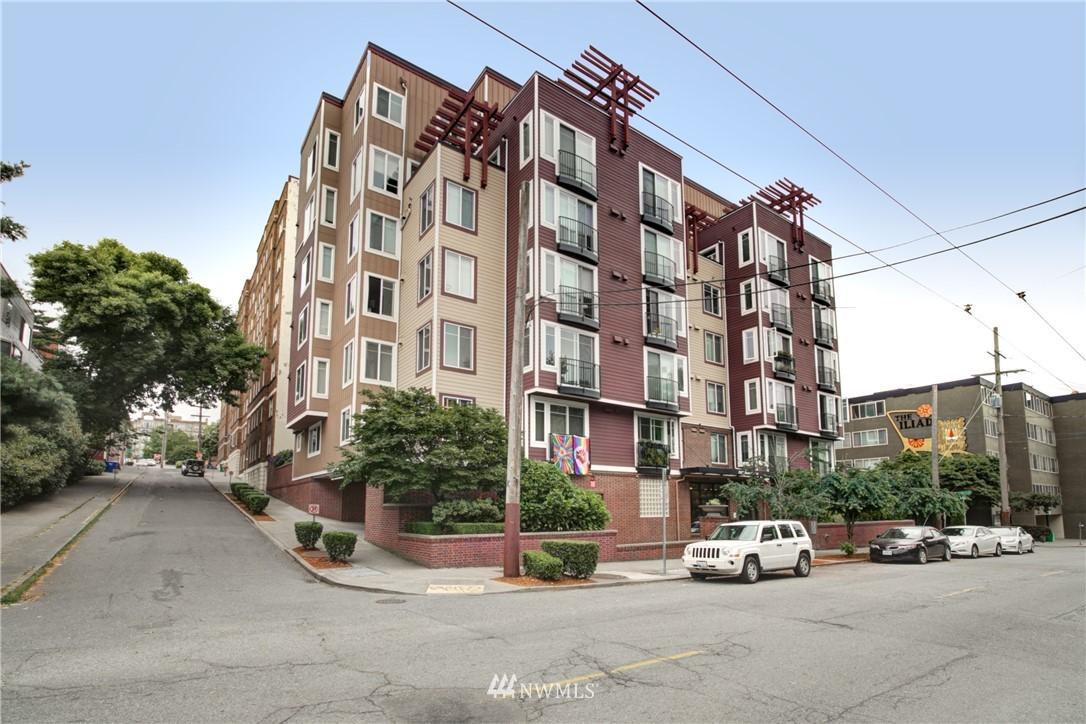 Sold Property | 124 Bellevue Avenue E #700 Seattle, WA 98102 21