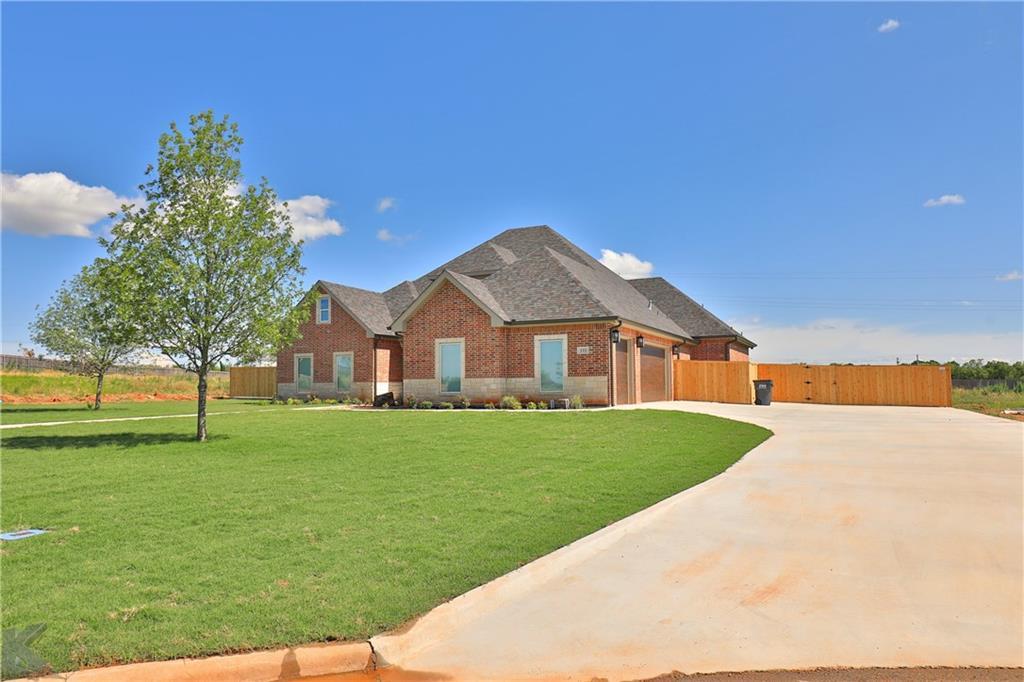 Sold Property | 133 Merlot Drive Abilene, Texas 79602 34
