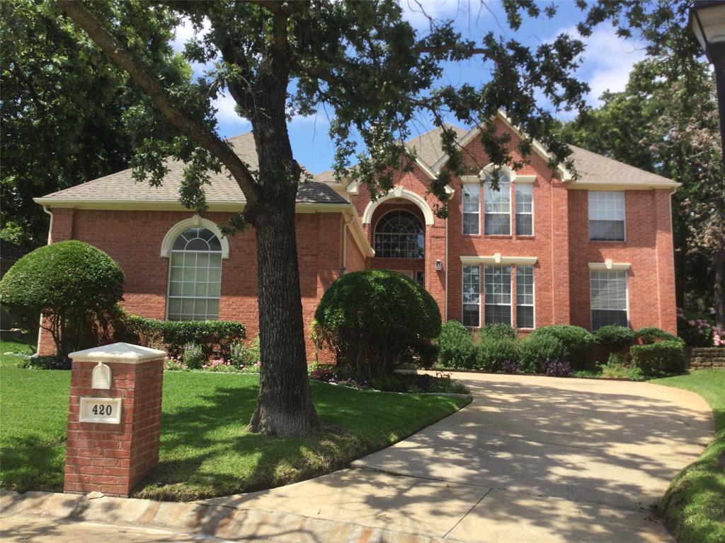 Sold Property | 420 Royal Colonnade Arlington, Texas 76011 0