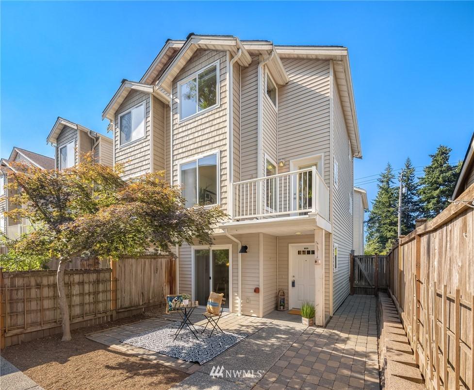 Sold Property | 1309 N 145th (Off street, back unit) Street #C Seattle, WA 98133 0