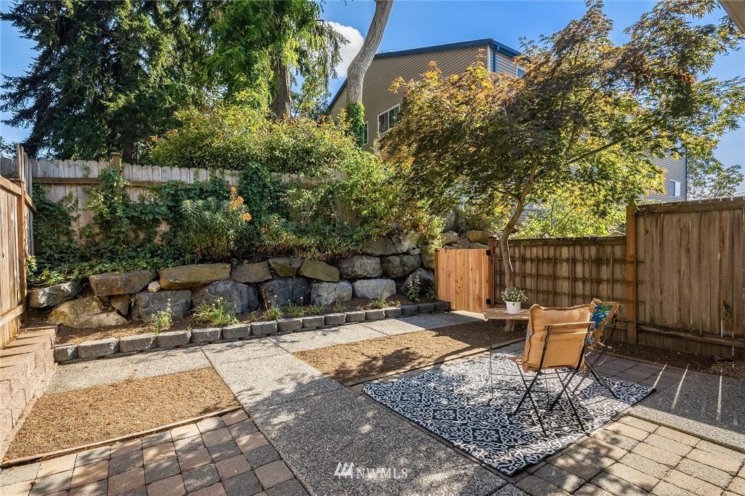 Sold Property | 1309 N 145th (Off street, back unit) Street #C Seattle, WA 98133 2