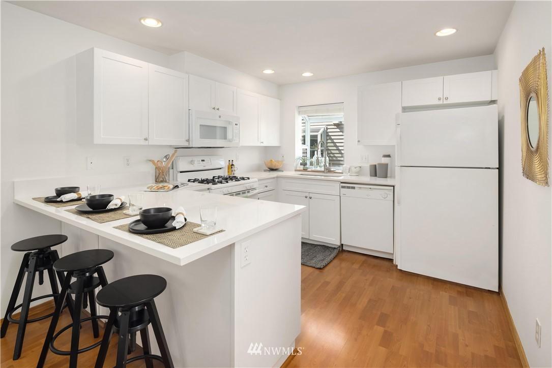Sold Property | 1309 N 145th (Off street, back unit) Street #C Seattle, WA 98133 4