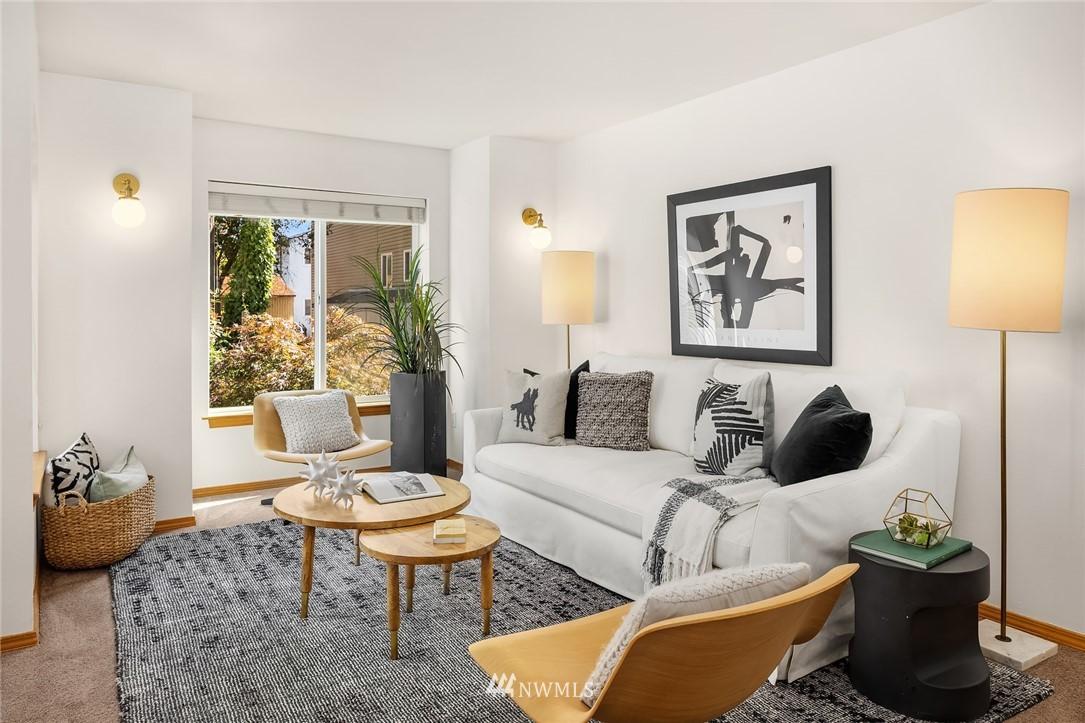 Sold Property | 1309 N 145th (Off street, back unit) Street #C Seattle, WA 98133 8