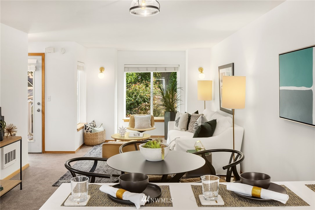 Sold Property | 1309 N 145th (Off street, back unit) Street #C Seattle, WA 98133 10