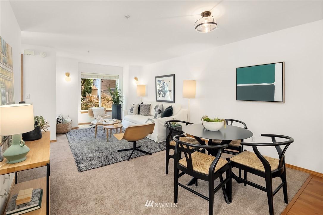 Sold Property | 1309 N 145th (Off street, back unit) Street #C Seattle, WA 98133 12