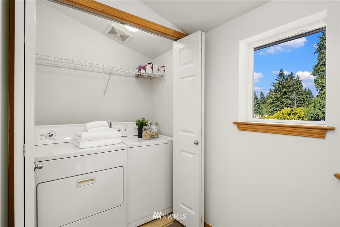 Sold Property | 1309 N 145th (Off street, back unit) Street #C Seattle, WA 98133 19