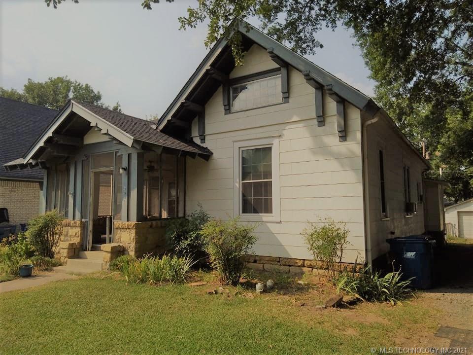 Active | 409 E Seminole McAlester, Oklahoma 74501 3
