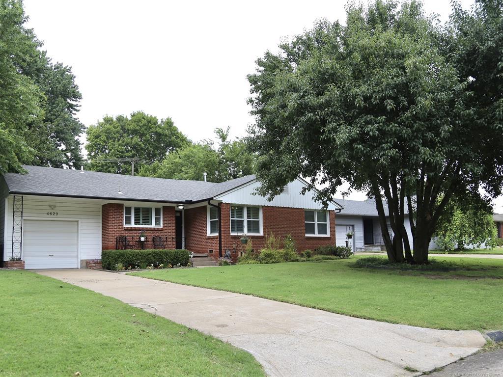 Active | 4629 E 24th Street Tulsa, Oklahoma 74114 2