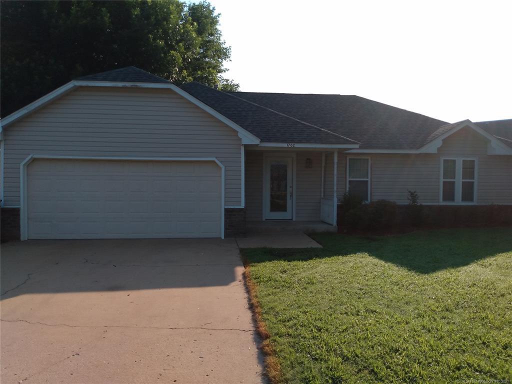 Active   1702 S Cherokee Place Claremore, Oklahoma 74019 0