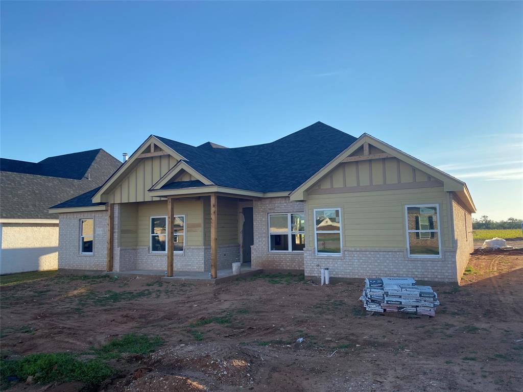 Active | 1825 Sina Avenue Abilene, Texas 79601 2