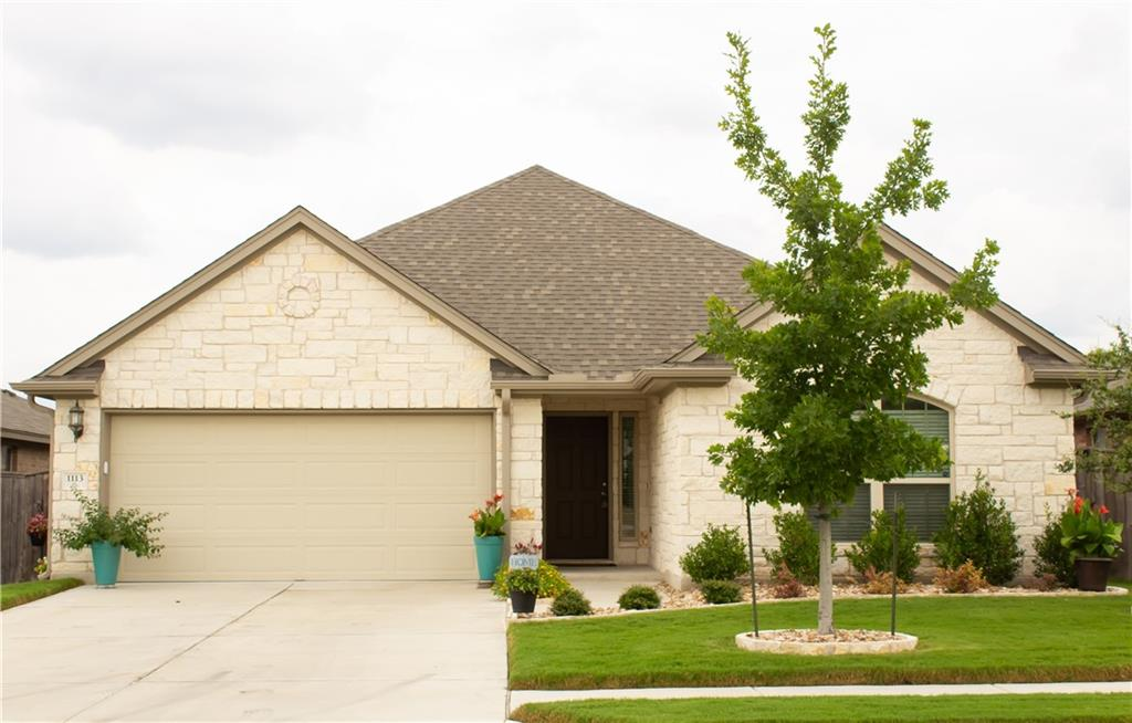 Pending | 1113 Chad Drive Round Rock, TX 78665 1