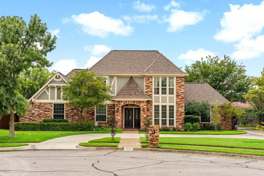 Sold Property   2505 Stonegate Drive Bedford, Texas 76021 0