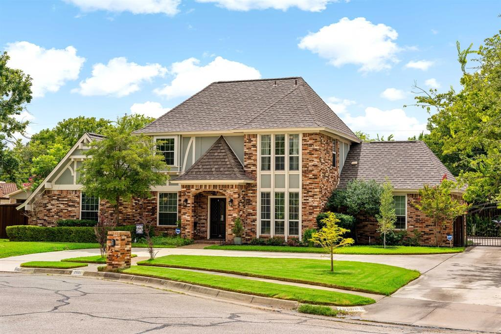 Sold Property   2505 Stonegate Drive Bedford, Texas 76021 1