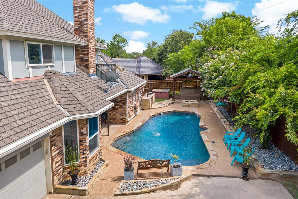 Sold Property   2505 Stonegate Drive Bedford, Texas 76021 30