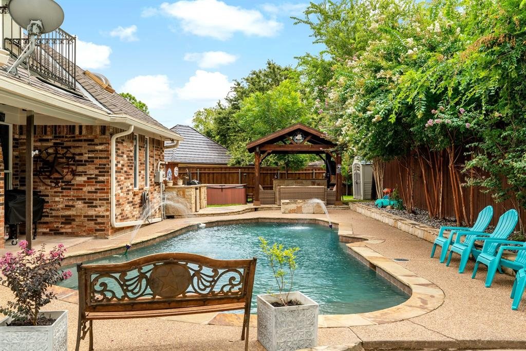 Sold Property   2505 Stonegate Drive Bedford, Texas 76021 31