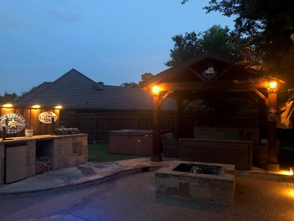 Sold Property   2505 Stonegate Drive Bedford, Texas 76021 38